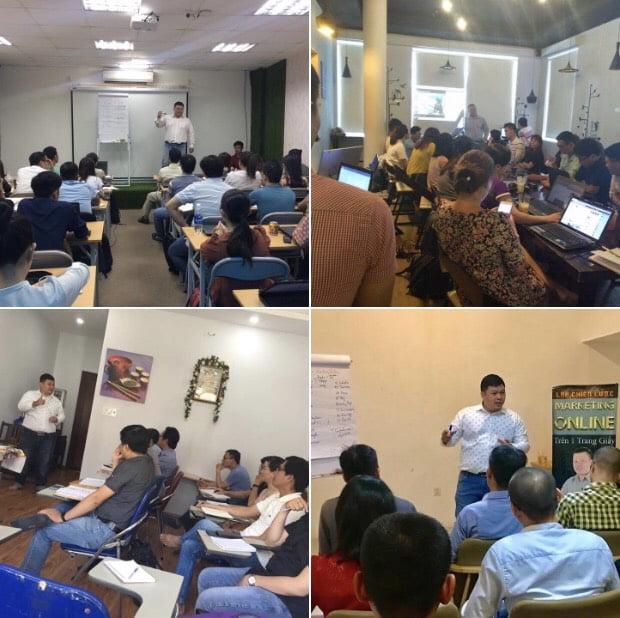Khóa học Marketing Online TpHCM