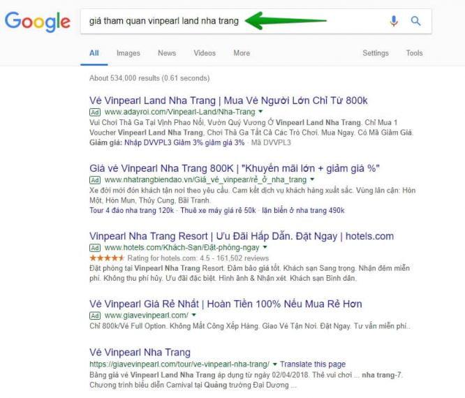 chiến binh Google Marketing thực chiến