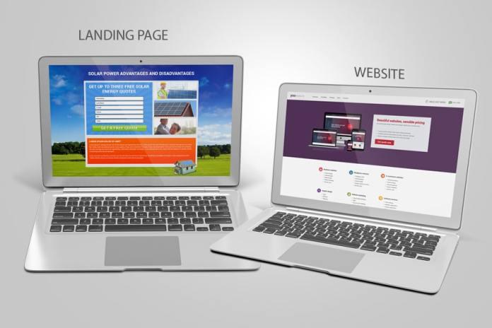 chiến binh Website Landingpage thực chiến
